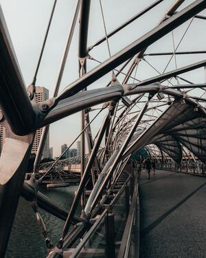 stainless steel bridge 1